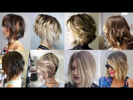 haircuts and styles for hair frisyrer bob 2018 2616