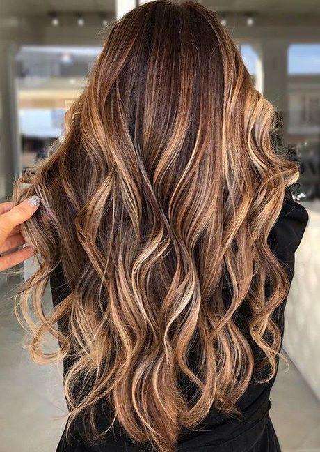 Nya hårfärger 2020